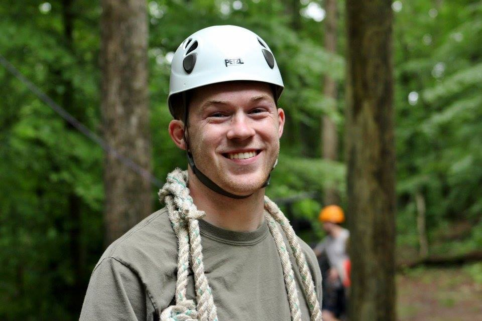 Camp Hope Series: Conquering the Challenge Course
