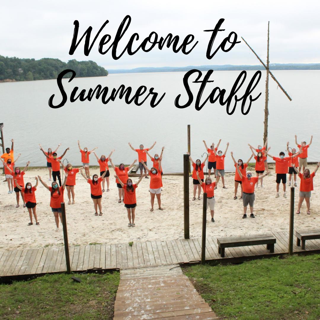 2021 Summer Staff!